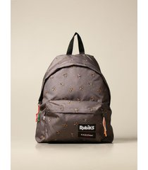 eastpak backpack padded pakr rubiks gray eastpak backpack