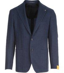 tagliatore wool cotton elastane jacket