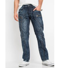 regular fit jeans, straight