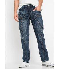 regular fit jeans, straight