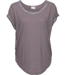 maglia con glitter (grigio) - bodyflirt