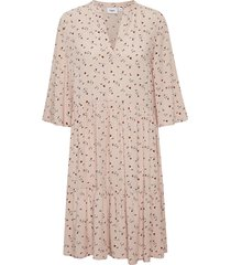 bellis dress farm flower print