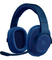 audifono diadema gamer g433 7.1 surround royal azul-blue