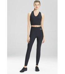 natori solstice leggings, women's, size m
