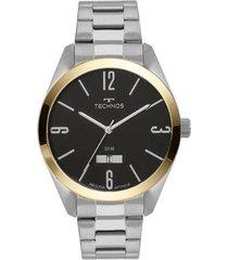 relógio technos classic 2115mnv1k masculino