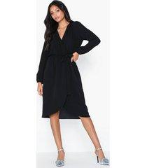ax paris long sleeve dress långärmade klänningar