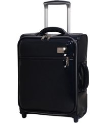 "it girl duet 19"" hardside expandable spinner suitcase"