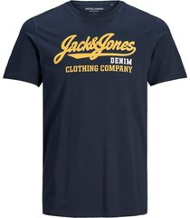 jack & jones t-shirt navy plus size
