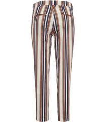 7/8-broek model mara pasvorm slim fit van brax feel good wit
