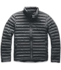 chaqueta stretch down gris the north face
