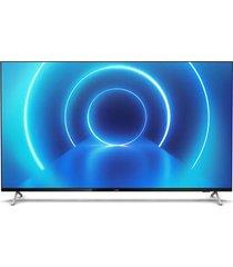 "smart tv philips 58"", 4k ultra hd led 58pug7625/78, wi-fi integrado"
