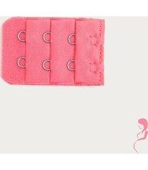 op en top zwanger beha verlenger 2 haaks roze