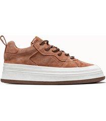 buttero sneakers circolo arancione