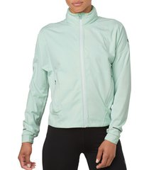 blazer asics accelerate jacket women