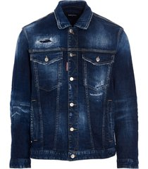 dsquared2 ripped over jacket