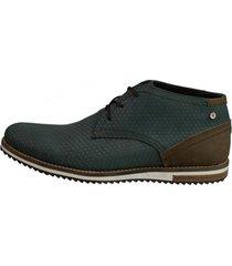 zapato bari high gris karosso