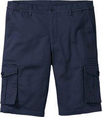 bermuda cargo con taglio comfort (blu) - bpc bonprix collection