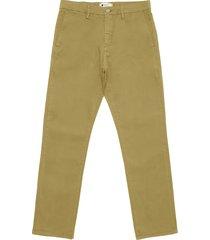 nn07 khaki fred trousers 1004-100