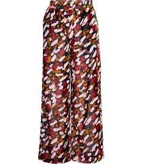 sohjo kesäheinä trousers wijde broek multi/patroon marimekko