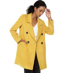 abrigo amarillo mng