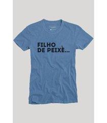 camiseta filho de peixe reserva masculina