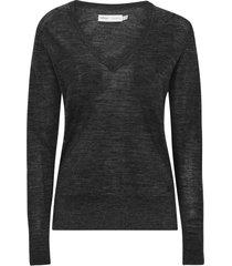 tröja nora v-neck pullover