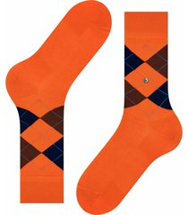 manchester socks - orange 20182-8897
