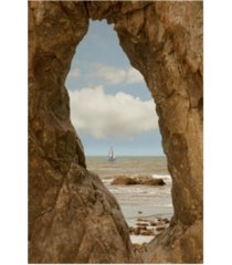 "monte nagler ruby beach washington st. canvas art - 15"" x 20"""