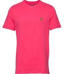 crew neck t-shirt t-shirts short-sleeved rosa lyle & scott