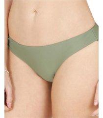 bikini calzón clásico verde h2o wear