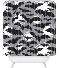 deny designs heather dutton night watch shower curtain bedding