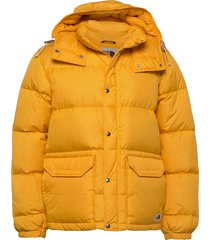 m sierra dwn parka gevoerd jack goud the north face