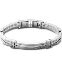 fossil designer men's bracelets, mens dress link bracelet