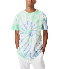 men's longline scoop lounge t-shirt