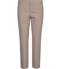 modern sloan skinny-fit washable pant smala byxor stuprör beige banana republic