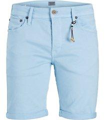 blauw jack&jones jjirick jjoriginal shorts akm korte broek