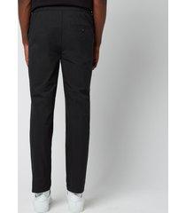 holzweiler men's sico trousers - black - w52/xl