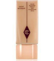 charlotte tilbury light wonder foundation spf 15 - 7 medium