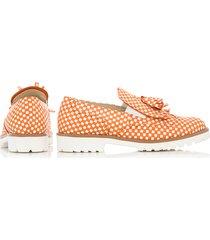 skórzane półbuty zapato 247 dyn. kwadraty
