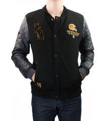 jaqueta masculina gangster poliéster 16.20.0027