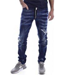 cool guy vernietigde slim jeans
