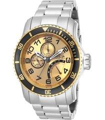 reloj invicta 15337 acero acero inoxidable