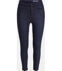 pantalón elástico tobillero azul marino esprit