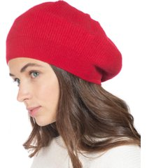charter club cashmere beret, created for macy's