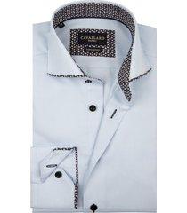 shirt cavallaro mouwlengte 7 pallo lichtblauw