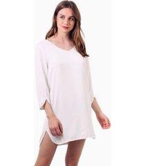 blusa zoe blanca jacinta tienda