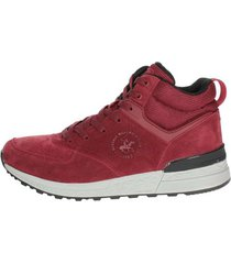 hoge sneakers beverly hills polo club bh-7000