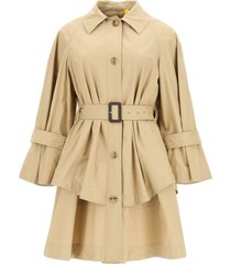 dungeness trench coat 1