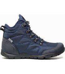 botas wolker / cross gtx azul