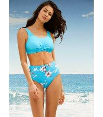 high waist bikinibroekje, duurzaam